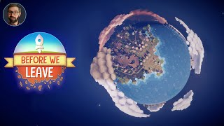Youtube thumbnail for Before We Leave Review | Casual colony sim