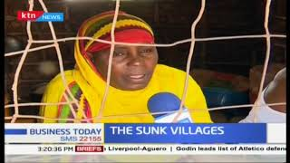Over 80,000 people living as I.D.P.S as 30 villages swept away by floods