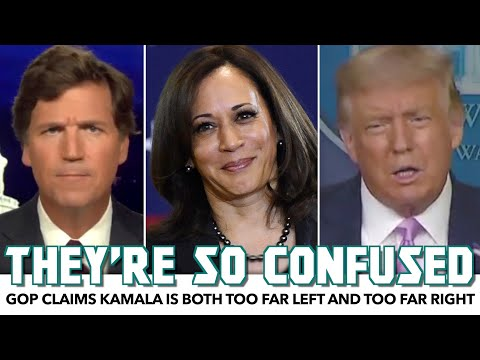 Republican Attacks On Kamala Harris Are Laughable