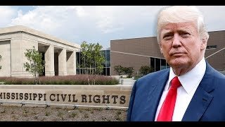 WATCH: President Donald Trump Speech at Mississippi Civil Rights Museum 12/9/17