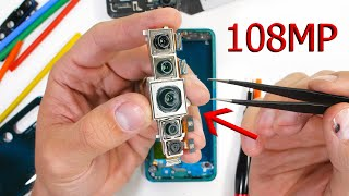 Xiaomi Mi Note 10 Pro Teardown - Cheap Xiaomi 108mp Camera vs The S20 Ultra?