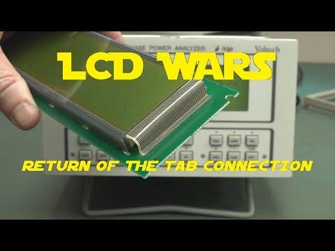 EEVblog #1202 - LCD Repair Redux