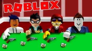 ROBLOX - Jugando a la Ruleta Rusa || Breaking Point