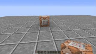 MINECRAFT Schiebetür Bauen Most Popular Videos - Minecraft haus bauen mit command block