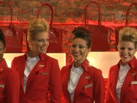 Вивьен Вествуд одела стюардесс по-новому (новости)