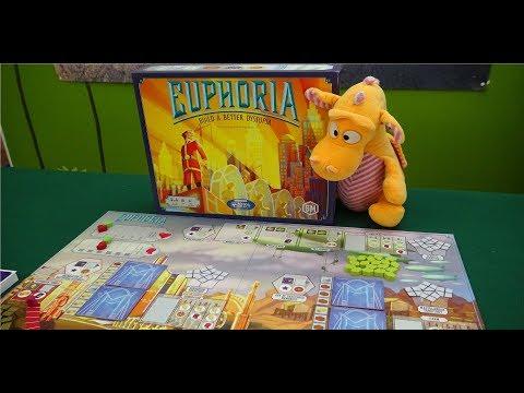 Euphoria - Gameplay Runthrough