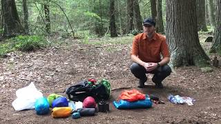 How-to Video: Packing A Backpack For Comfort and Efficiency On The Trail