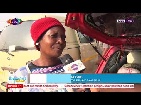 COVID-19: The use, demand and pricing of LPG | BreakfastDaily