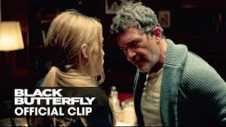 "Black Butterfly (2017 Movie) – Official Clip ""Some Backbone"""