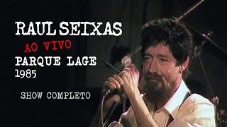 Raul Seixas ao vivo no Parque Lage 1985