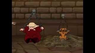 Лучшие русские мультфильмы Три богатыря и Принцесса.