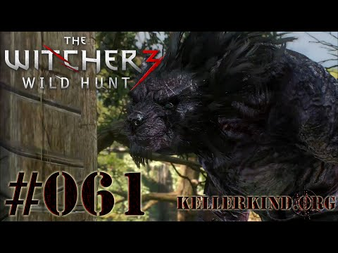 The Witcher 3 [HD|60FPS] #061 Morkvargs Fluch ★ Let's Play The Witcher 3