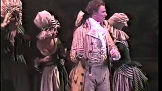 THE SCARLET PIMPERNEL Title Song-Douglas Sills and Co.