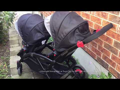 Contours Options Double Stroller Review