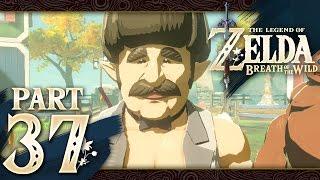 The Legend of Zelda: Breath of the Wild - Part 37 - Tarrey Town