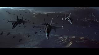 Independence Day (1996) - I Want Another Shot (second Battle With Aliens) 👽🛸