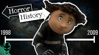 Coraline: The History of Wybie Lovat   Horror History