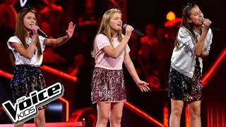 "Węgiel, Kurzac, Dziurdziak – ""Wrecking Ball"" – Bitwy – The Voice Kids Poland"
