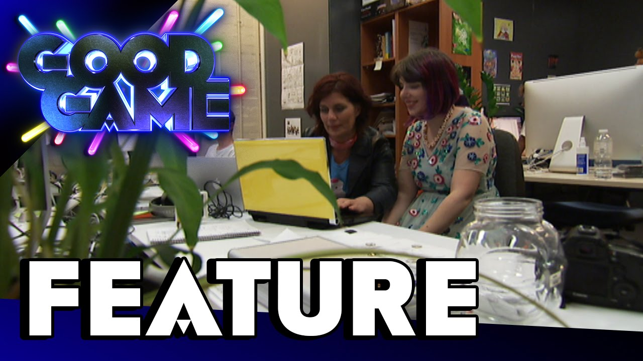 Good Game's Women In Games Special Was Really… Special.