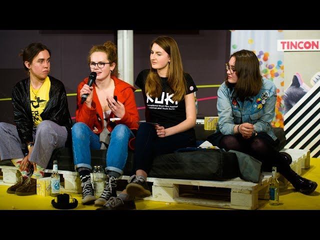 Vorschaubild zur Session 'Girls* Riot! - Kurzfilme & Talk'