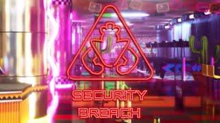 FNAF Security Breach 2021 NVIDIA RTX Game Teaser