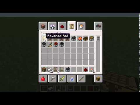 [1.7.2 / 1.7.10][FORGE] Minecraft Ejector Rail Mod
