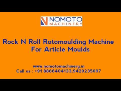 Rotomoulding Water Tank Making Machine