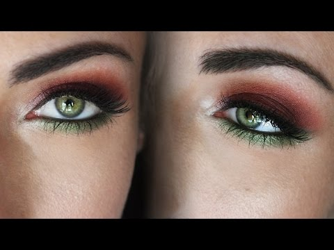 How To: Make Green Eyes POP - Makeup Tutorial For Green Eyes | MakeupAndArtFreak
