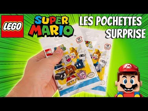 Vidéo LEGO Super Mario 71361 : Pack surprise de personnage - Série 1