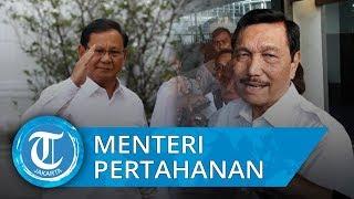 Komentar Luhut Binsar Panjaitan atas Posisi Prabowo Menjadi Menteri Pertahanan