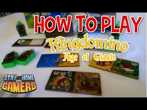 How To Play Age of Giants Expansion for Kingdomino