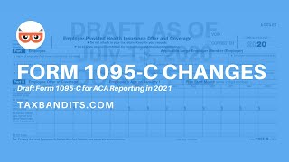 Changes in IRS Form 1095-C for 2020   TaxBandits