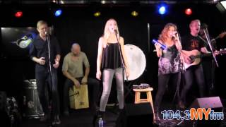 "Fleetwood Mac ""The Chain"" (Delta Rae Cover)"