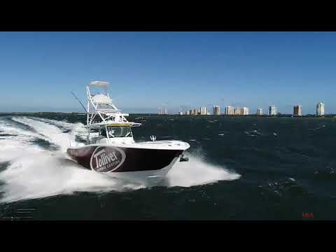 Yellowfin 42 Offshore video