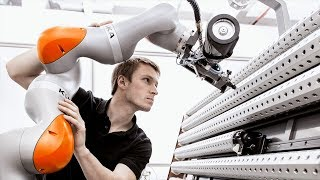 Top 5 Industrial Robots you must see