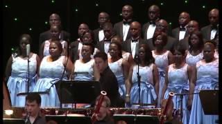 "NCF 2014 Gauteng Choristers Perfoming ""Ingwe Idla Ngamabala"" By Q Sibisi"