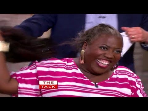 Sheryl Underwood says Natural/Afro Hair is NASTY?!