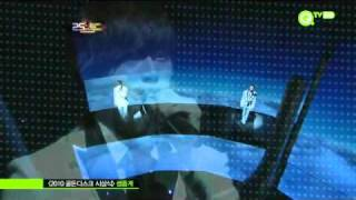 2010 Golden Disk Award Full (Part11/15)