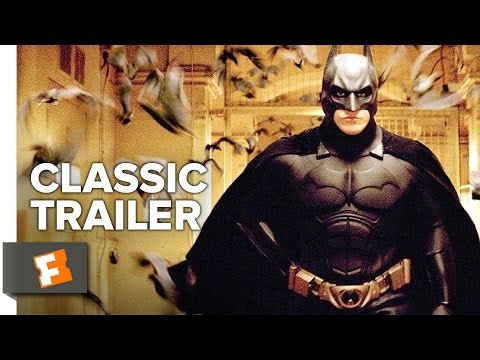 Batman: Kezdődik! online