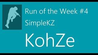 [CS:GO SKZ] ROTW#4: KohZe on kz_streetblock_go