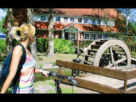 """Radtour """"Adler trifft Zander"""" am Scharmützelsee"""