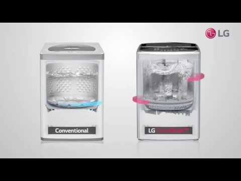 LG TurboDrum VS Conventional