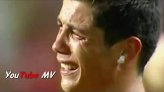 Atasının ölümünü oyun zamanı öyrənən Cristiano Ronaldo