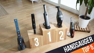 Die besten Akku Handstaubsauger im Test 2020 ► Top 5 kabellose Mini Handsauger | Vergleich