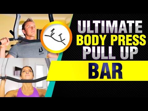 Ultimate Body Press Ceiling Mounted Pull Up Bar Review 2019