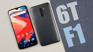 One Plus 6T vs Poco F1 Speed Test | Which is Faster !