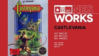 Castlevania retrospective: Vlad tidings | NES Works #040