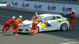 TCR_International_Series - Thailand2015 Race 2 Full Race