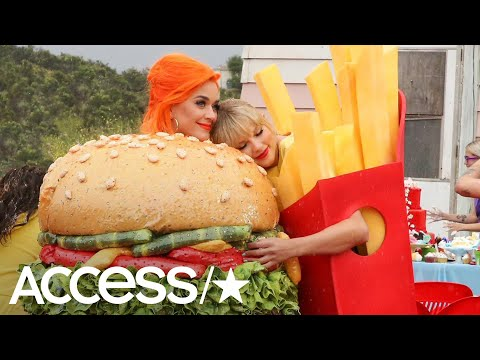 Taylor Swift & Katy Perry Make Up In Her New Music Video – Plus All The Other Celeb Cameos | Access
