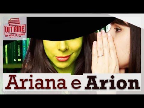 ARIANA E ARION - AS BRUXAS DO RIO, ANTONIO SAMPAIO DORIA